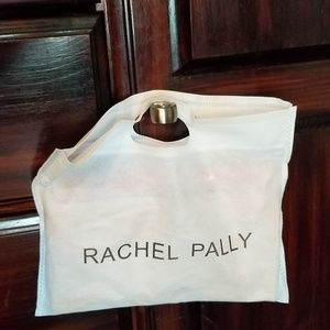 Rachel Pally BRAND NEW floral orange yellow clutch